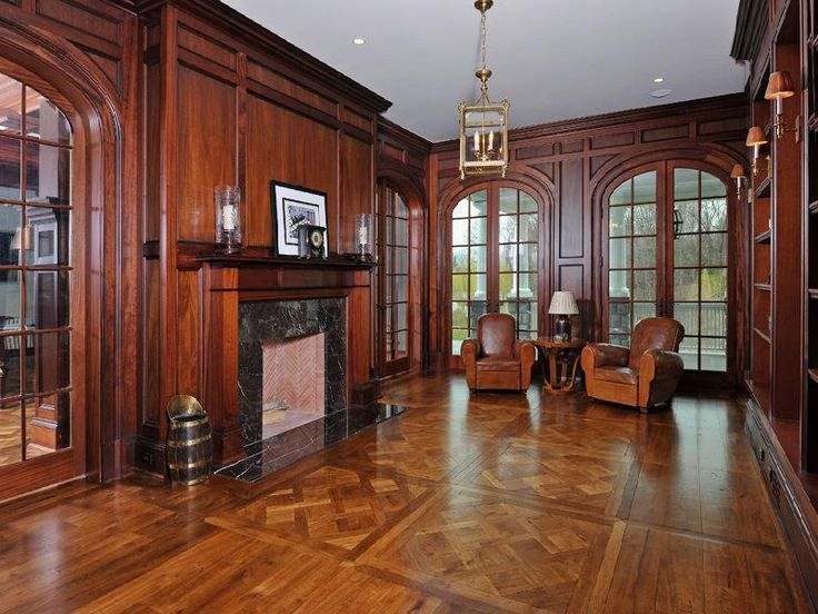 Wood Paneled Office Walls   Google Search
