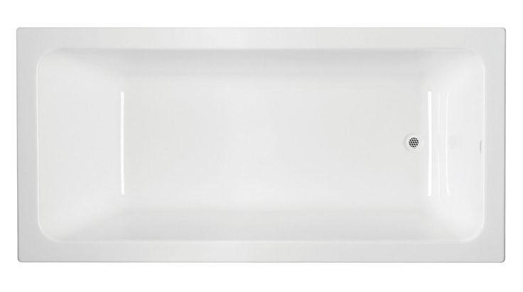 56 best bathroom ideas images on pinterest bathroom for Deepest bathtub available