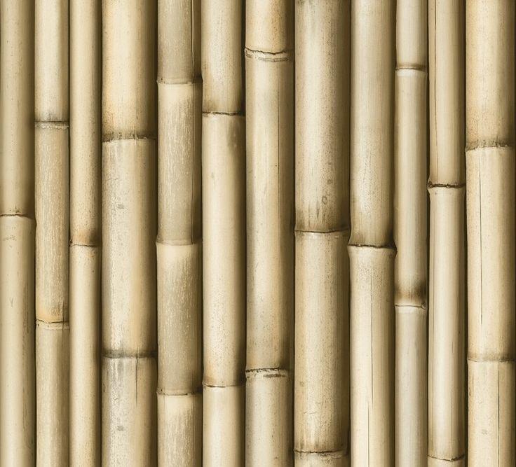 Dutch Wallcoverings Bluff J223-04 Bamboe behang €25