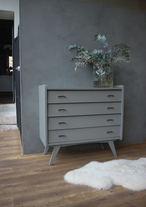 Commode vintage home creation - Commode vintage pas cher ...