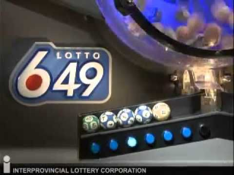 Lotto649 draw Results 1st January 2014.