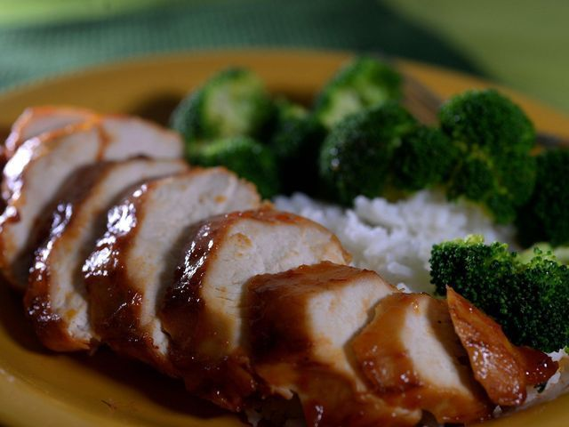 Dry brine chicken breasts for juicy results