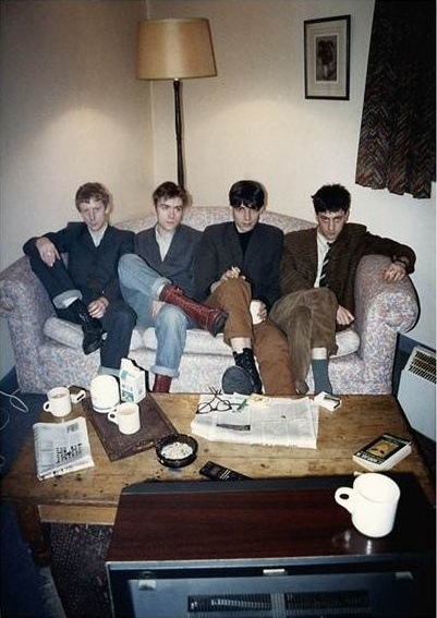 Modern Life cover reference photo #blur