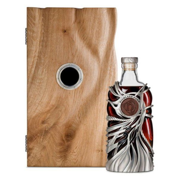 Cool Highland Park DesignIslands Single, Highlands Parks, Packaging Design, Parks 50, Highlandpark, 50 Years Old, Single Malt, Bottle Design, Creative Packaging