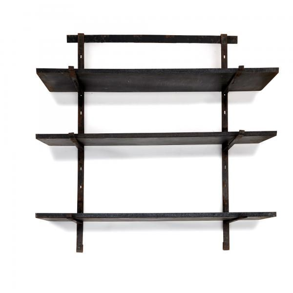 etagere en fer forge occasion etagre murale tagres fer forg crme with etagere en fer forge. Black Bedroom Furniture Sets. Home Design Ideas