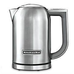 KitchenAid Wasserkocher mit Temperatureinstellung für verschiedene Teesorten
