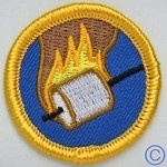 Burnt Marshmallow from Demerit Badges.... I could spend a lot of money here! LOL