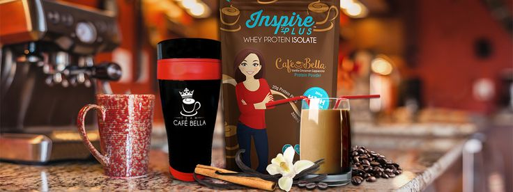 Inspire protein powders provides 20 grams of whey protein isolate per small scoop without fat, sugar, lactose or gluten. Click now to purchase.