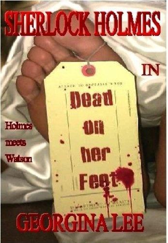 Sherlock Holmes in Dead on her Feet. Sherlock meets Watson http://www.amazon.com/dp/B00B88JZOU/ref=cm_sw_r_pi_dp_cZFyrb0ZMHXE6