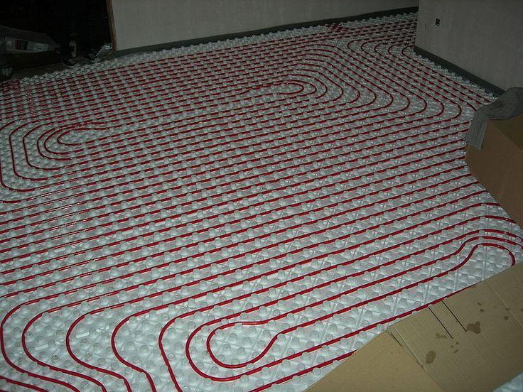 Quoi faire quand le plancher chauffant ne fonctionne plus?