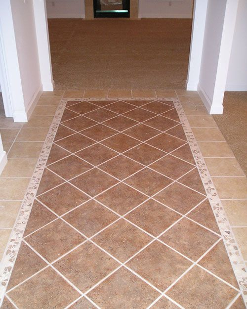 Tile Foyer And Kitchen : Best entry way images on pinterest