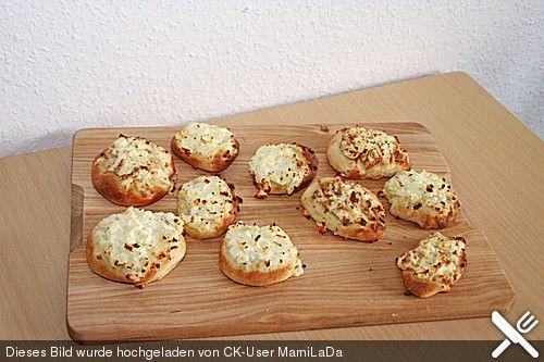 Zwiebelkuchen - Taler, ein sehr schönes Rezept aus der Kategorie Fingerfood. Bewertungen: 24. Durchschnitt: Ø 4,0.