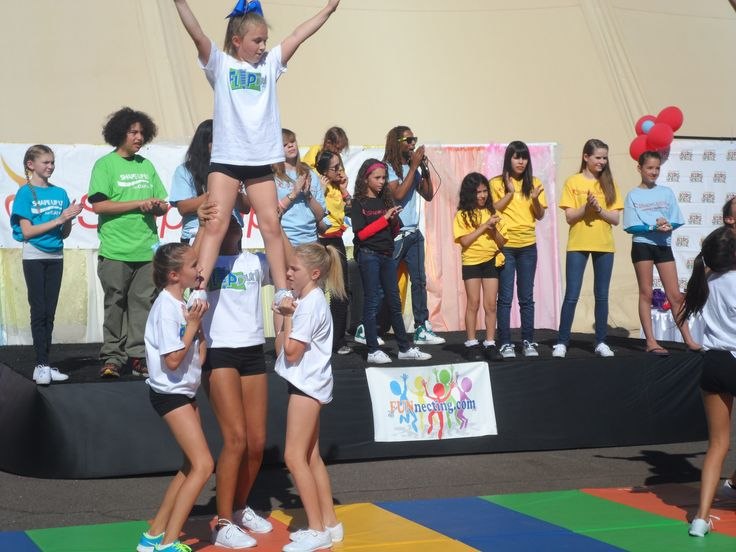 Everything Kids Fest in Westworld, Scottsdale.  November 2013.