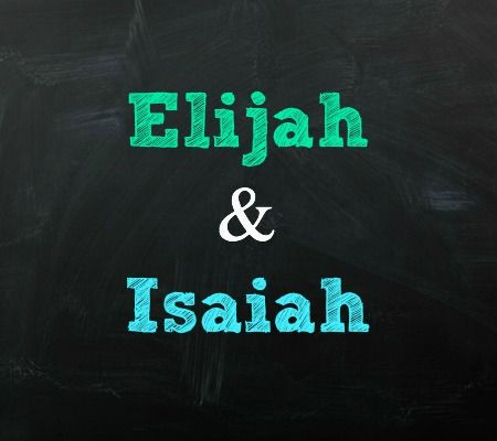 Elijah and Isaiah Jewish Twin Baby Names | Disney Baby