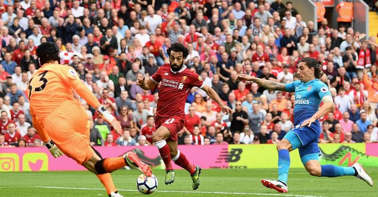 Liverpool Survive Mohamed Salah Injury Scare