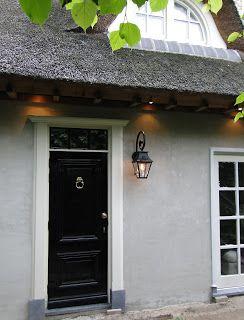Mooie voordeur