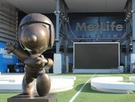 How Verizon is bracing for Super Bowl insanity The carrier pulled back the curtain on some improvements made to the network covering MetLife Stadium, just in time for the big game.