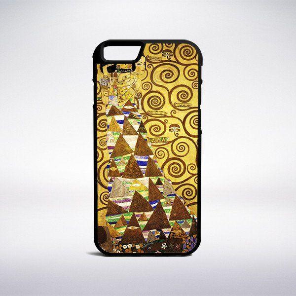 Gustav Klimt - Expectation Phone Case – Muse Phone Cases
