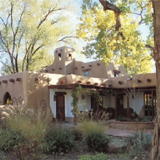 Traditional Pueblo Style