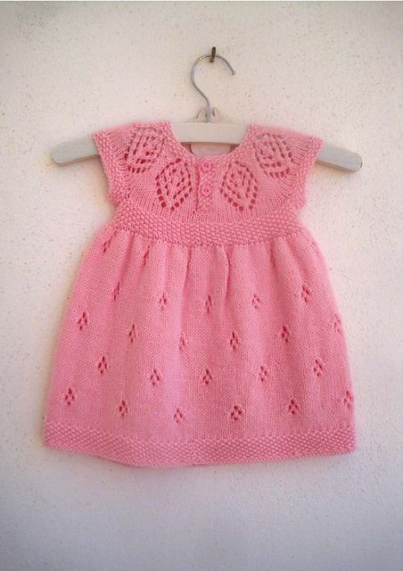 Ravelry: Isla Dress pattern by Suzie Sparkles