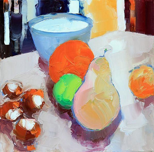 Sedwick Studio Purple Bowl Of Plums Fruit Bowl Still: 288 Best Images About Fruit On Pinterest