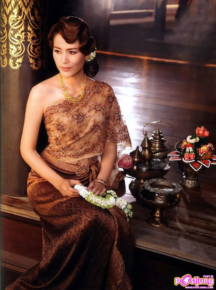 Model Thailand Traditional Clothing From China Thailand Traditional Clothing