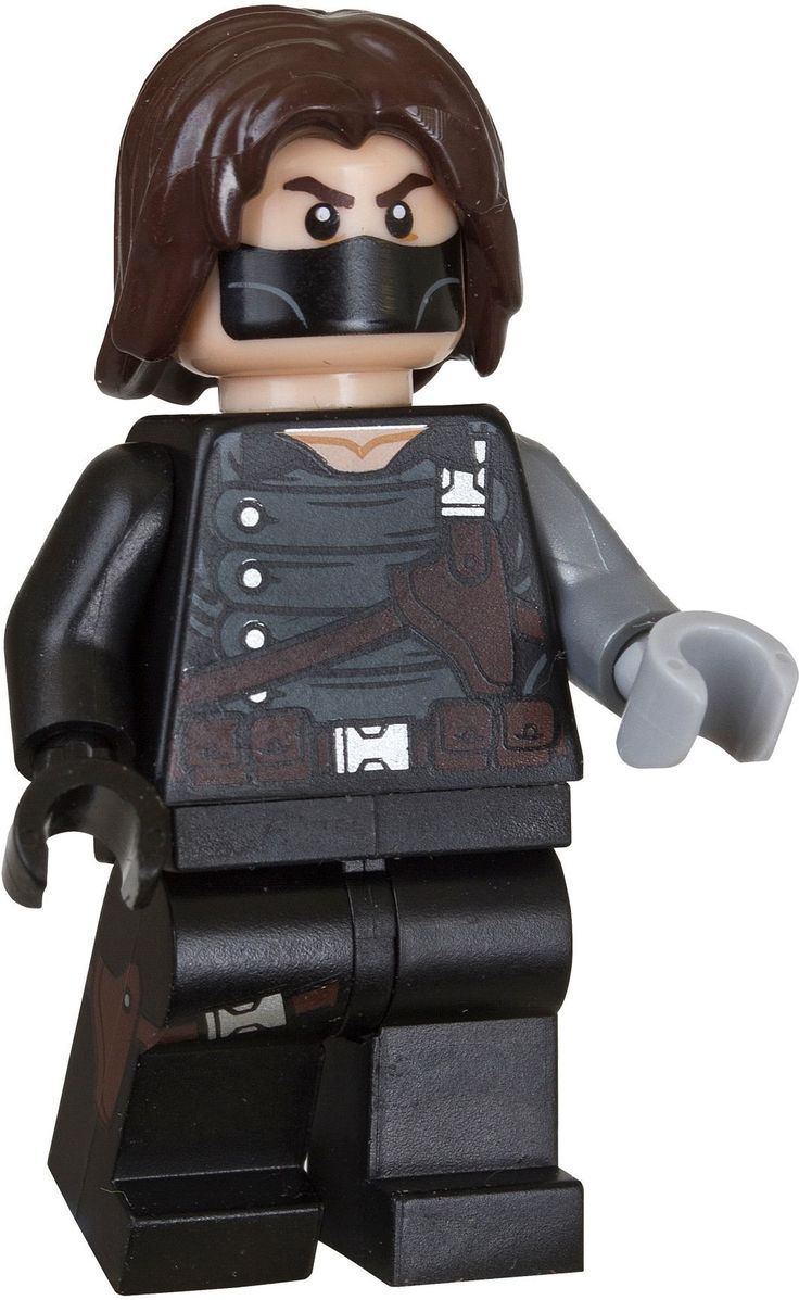 LEGO Marvel Super Heroes: Winter Soldier