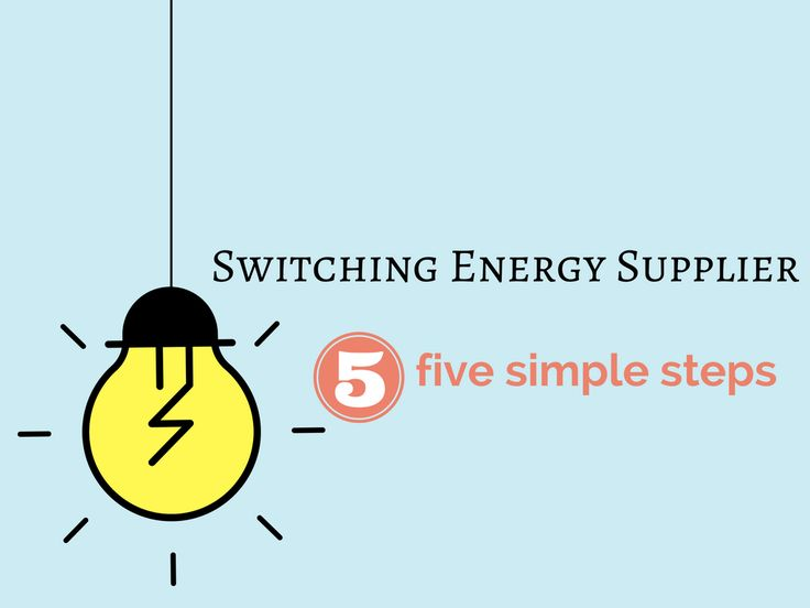 Switching Energy Supplier   If you have never try switching energy supplier before, you probably believe all the reports of how 'stressful' and 'confusing' the whole process can be.  In the past, this might have been the case but we have changed the game with our comparison service and you might just be surprised at how