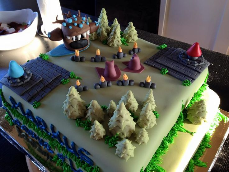 Lol Cake League Of Legends My Cakes Pinterest