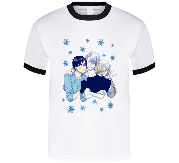 Yuri On Ice  T Shirt