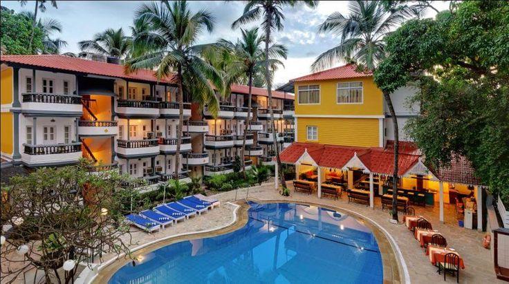 Ценопад на туры в Индию. Дешевый отель в Индии. 🏩⭐⭐⭐ Santiago Beach Resort Суперпредложение: Выгодное сочетание цена/качество на выбранные вами даты. 📅 30.11.16 на 7 ночей. ✈ Авиаперелет: #Индия из Киева 💰 Цена от 577 $ на 8 дней\7 ночей. 🍴 Питание: завтрак. 🏨 Номер:  Standard. Цена указана за 1-го при 2-х местном размещении В стоимоcть входит: авиаперелёт, проживание в отеле с указанным питанием, групповой трансфер а/п-отель-а/п, мед.страховка #скидки Дополнительно: виза...