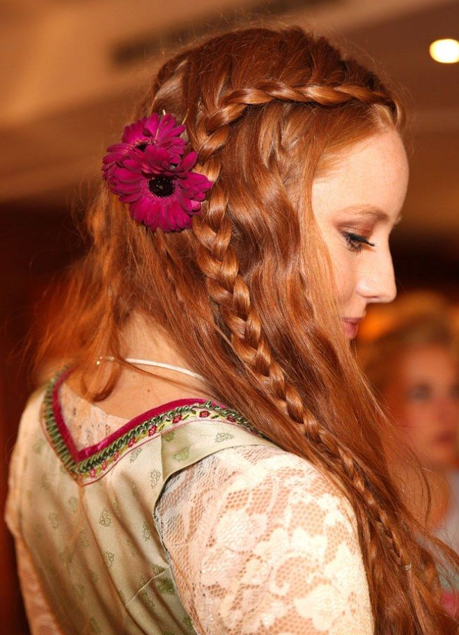 Hairstyling Für Die Wiesn Die Schönsten Oktoberfest Frisuren Für