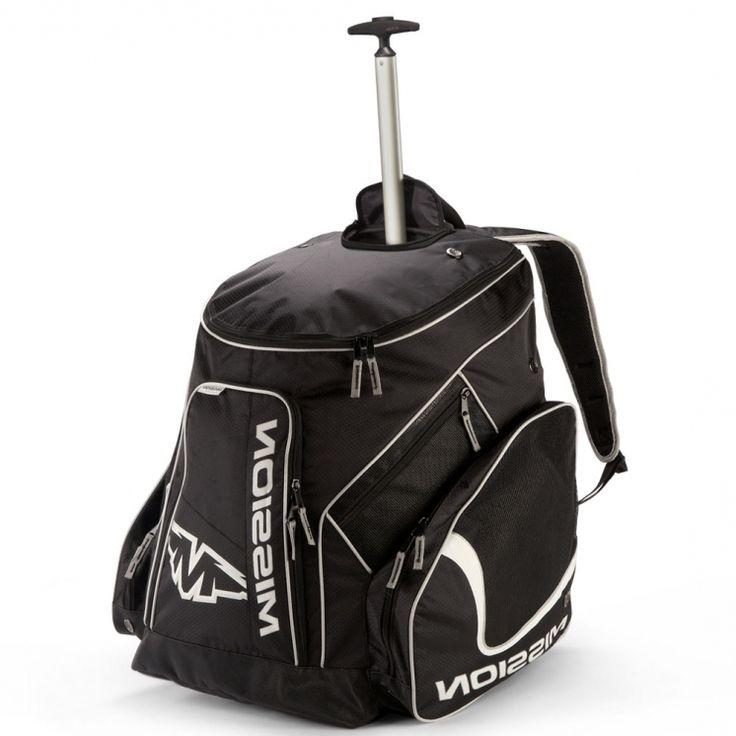 Rolling Hockey Bags