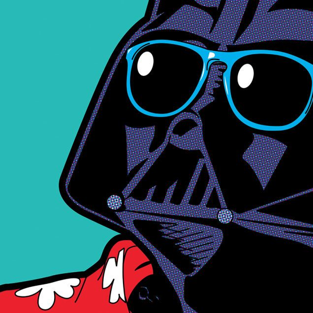 The 25 Best Star Wars Pop Art Ideas On Pinterest Star