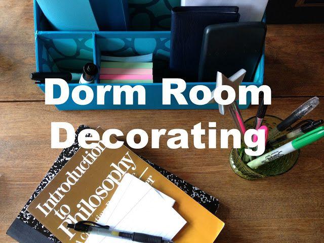 Dorm Room Decorating #dorm #college #decorating #DIY #creative @dormify . .
