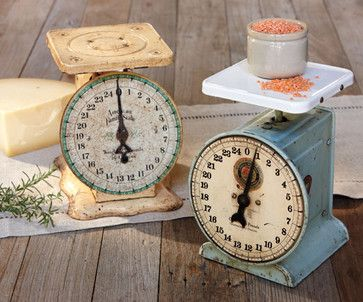 Vintage Kitchen Scales eclectic-timers-thermometers-and-scales. Email. Save to Ideabook286QuestionsPrint