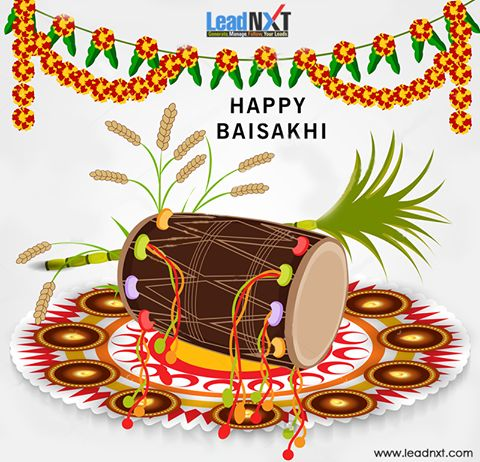 May this special day of Baisakhi hold in store the fulfillment of all hopes and dreams that you aspire for. Have a joyous Baisakhi. Happy Baisakhi! #HappyBaisakhi #LeadNXT