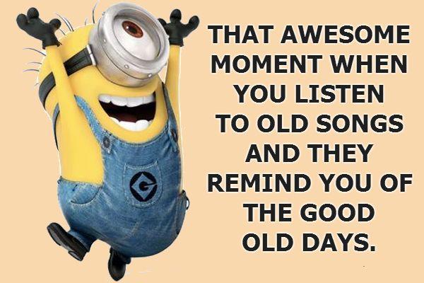 The good old days were always sunnier too!! #OldSkoolSunday