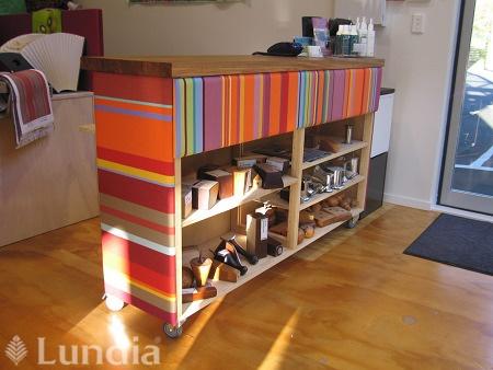 Neat ideas with Lundia