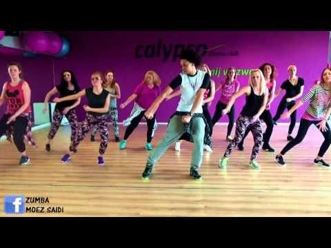 Sacudelo - Proyecto Uno | Merengue Zumba Fitness choreography by Moez Saidi…