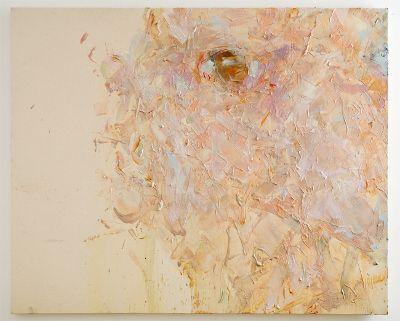 David II oil on canvas, 2013 1170 x 1445 mm