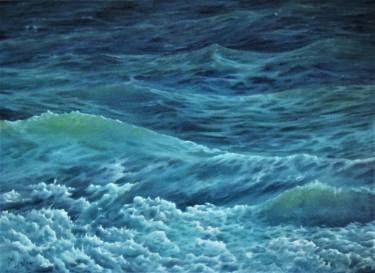 "Saatchi Art Artist ΑγγελικΗ Ageliki; Painting, ""Perpetual motion"" #art"
