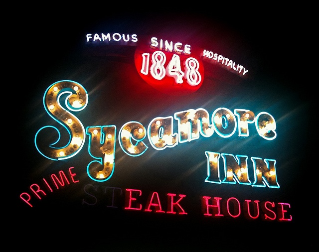 The Sycamore Inn by Shakes The Clown, via Flickr