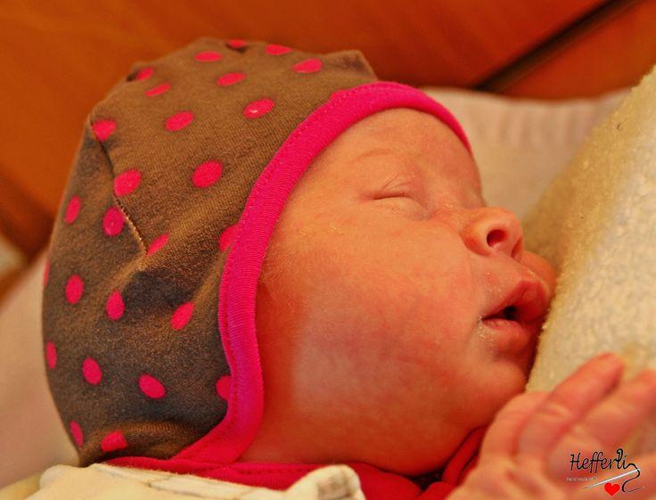 3.Babymütze nähen Schnittmuster Freebook