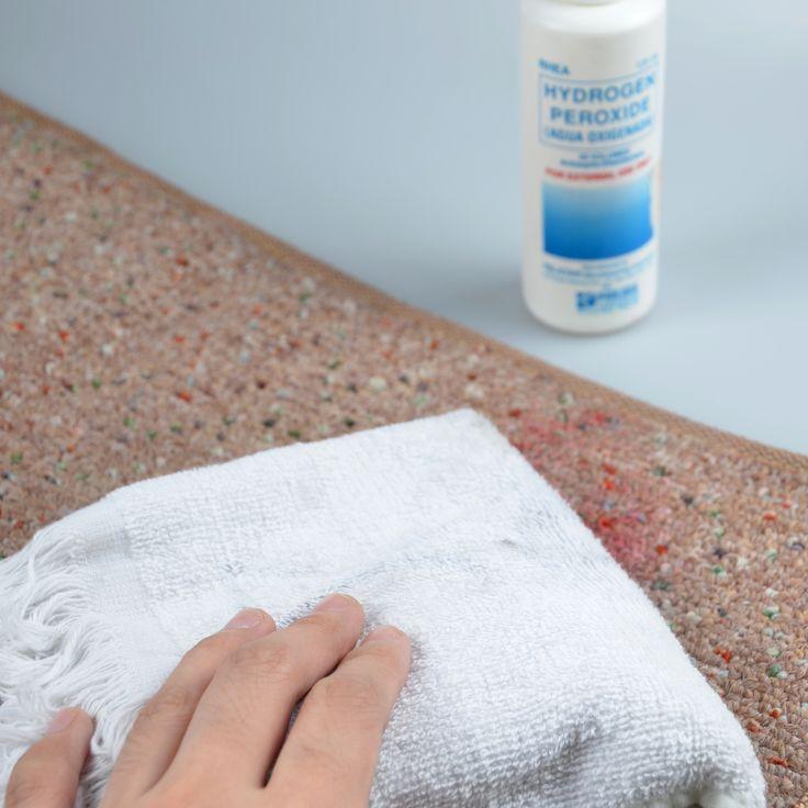 Como remover sangue do carpete    How to Remove Blood Stains from Carpet -- via wikiHow.com