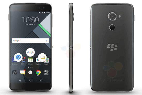Harga BlackBerry DTEK60 dan Spesifikasi Android Marshmallow BB Kamera 21 MP Fingerprint - Oketekno.com - Inspirasi Berita Teknologi Terbaru