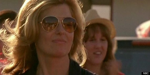 Tami Taylor from Friday Night Lights - #1 fictional Texan.