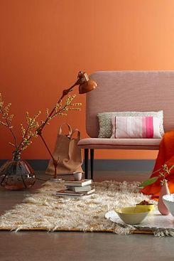 de psychologie van kleur in het interieur