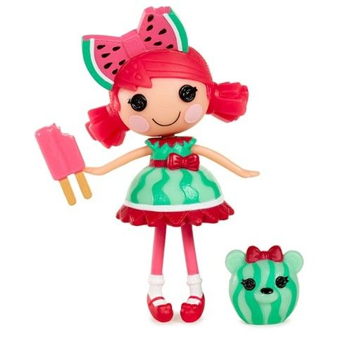 Lalaloopsy Minis™ Doll- Water Mellie Seeds™