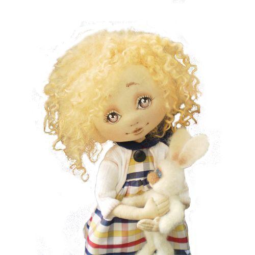 блог об авторских куклах, куклы ручной работы, авторские куклы, OOAK art doll textile doll